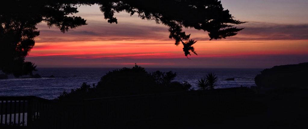 Pacific Sunset - Explore