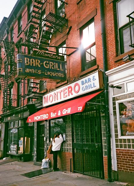 Montero Bar & Grill, Brooklyn