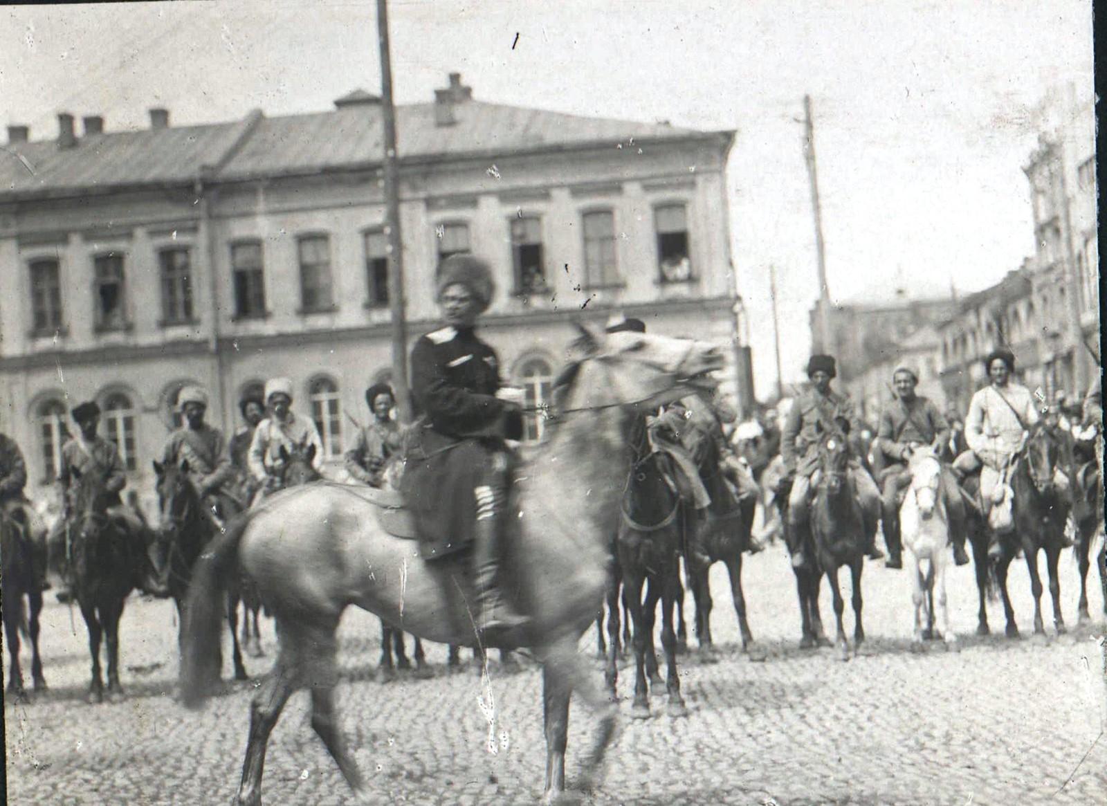 164. 1919. Чествование генерала Кутепова в Харькове