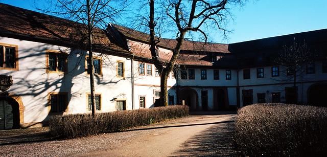 Fürstenau Castle, Outer Court