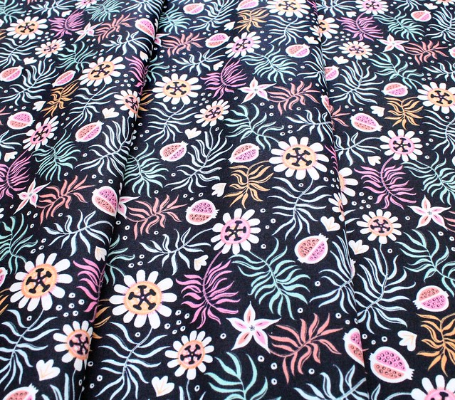 Cloud9 Fabrics Tropical Garden 227012 Tropical Garden