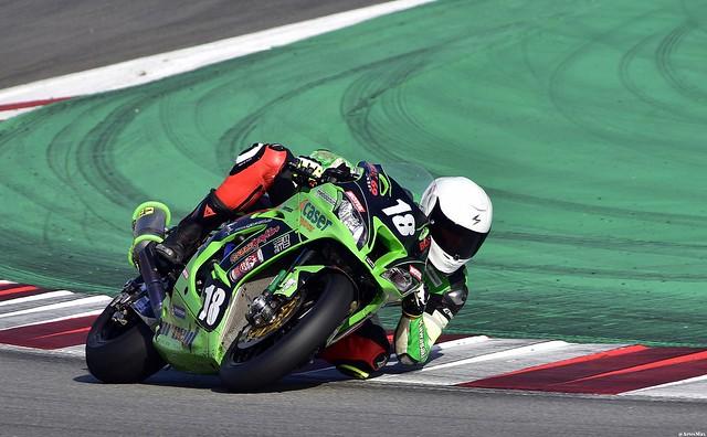 KAWASAKI ZX10R / Antonio Alarcos / Angel Poyatos / Christian Palomares / Adrien Ganfornina / Proelit Racing Team