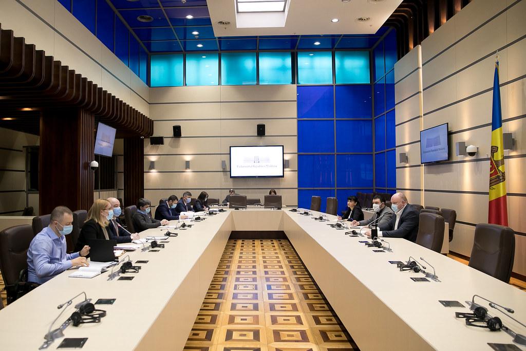 31.03.2021 Ședința Comisiei speciale privind elaborarea unor proiecte de legi pentru modificarea legislației privind prevenirea și combaterea îmbogățirii nejustificate, a conflictelor de interese, a stărilor de incompatibilitate și a încălcării regimului