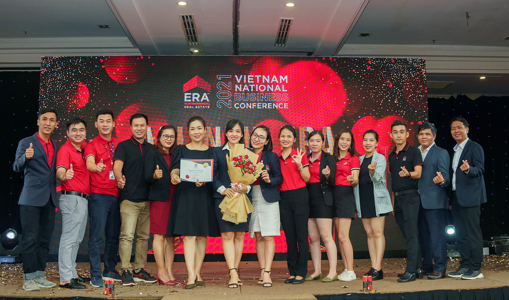 ERA VNBC 2021 - Lễ vinh danh thành viên và định hướng chiến lược 6