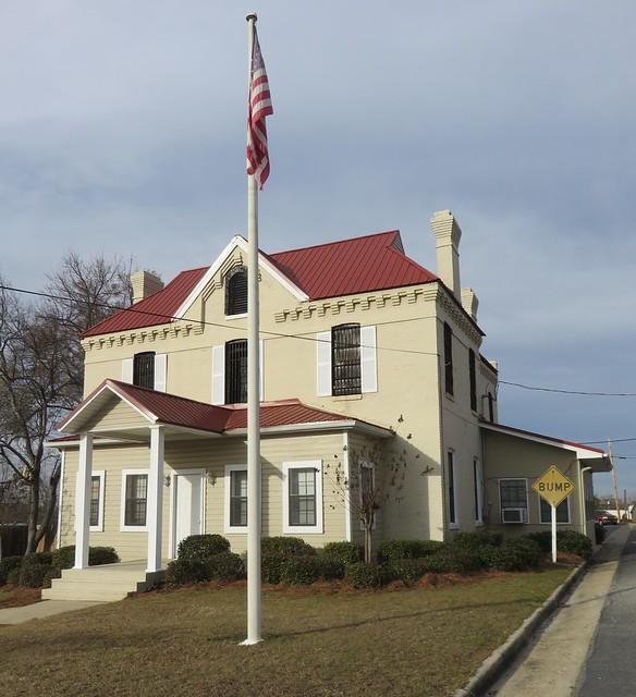 Old Telfair County Jail (McRae, Georgia)