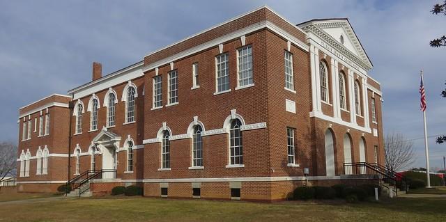 Telfair County Courthouse (McRae, Georgia)