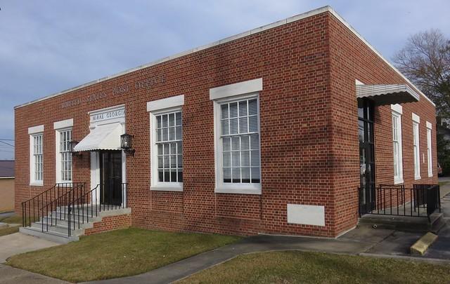 Post Office 31055 (McRae, Georgia)