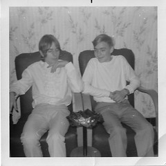 me and my friend martin, circa 1967