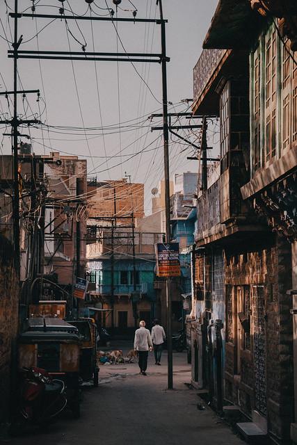 Daigon Alley