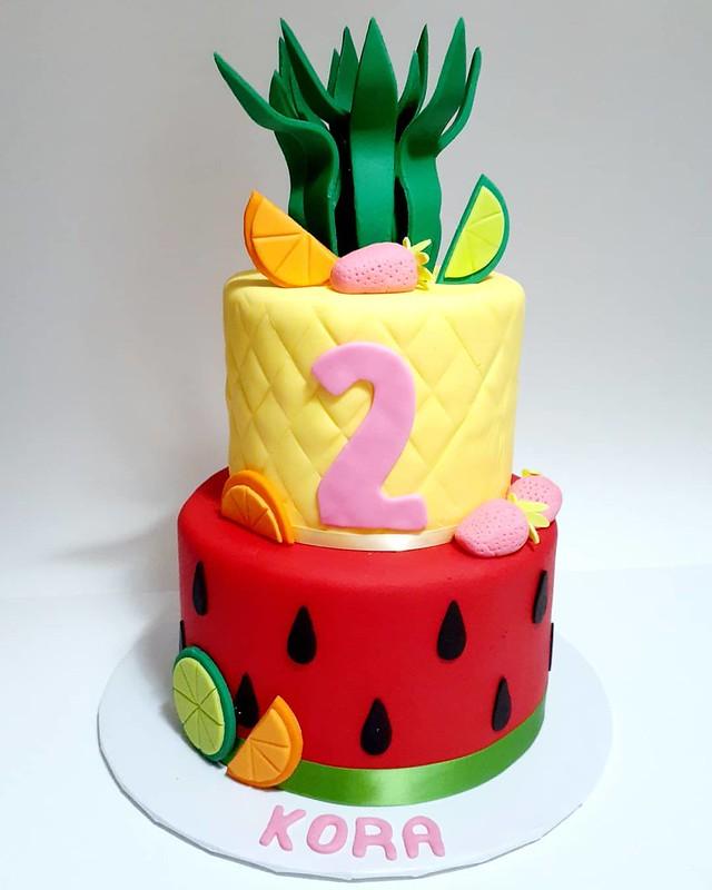 Cake by Kiki's Kustom Kakes