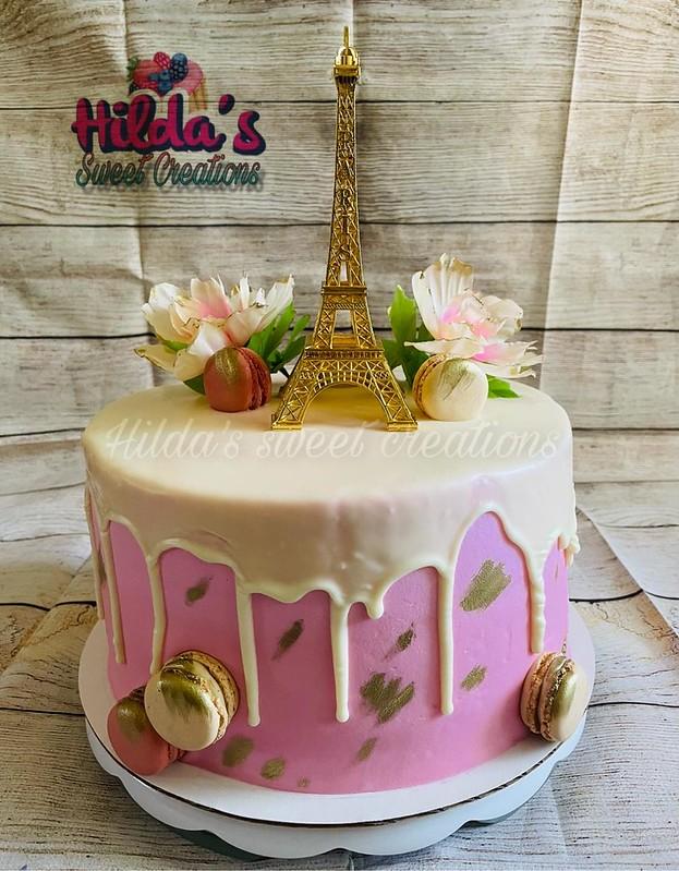 Cake by Hilda's Sweet Creations