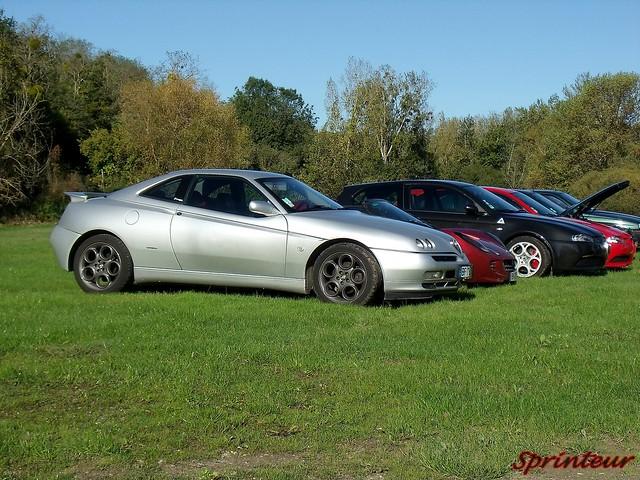 Alfa Romeo GTV V6 2.0 Turbo - Lotus Elise - Alfa Romeo 147 GTA