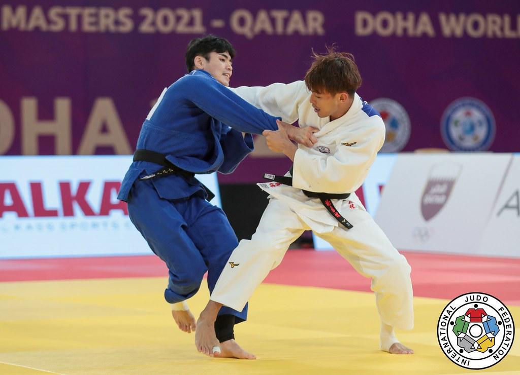 奧運柔道培訓隊楊勇緯選手。(體育署提供)