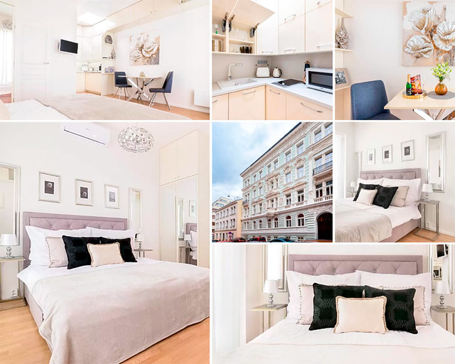 Apartamento en el centro de Praga