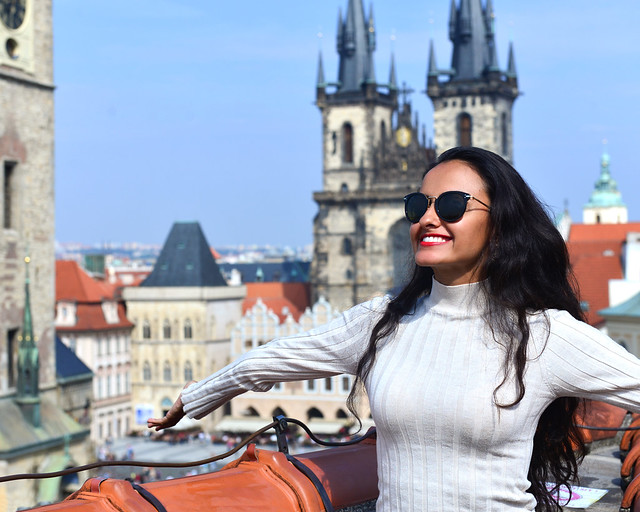 Mirador de la Terraza U Prince de Praga