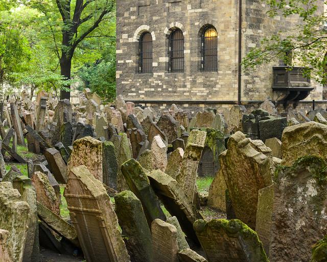 Cementerio de Praga Judío