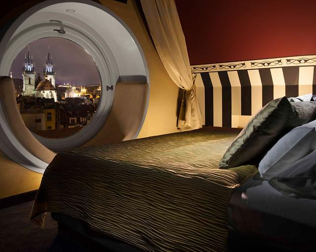 El mejor alojamiento para dormir en Praga
