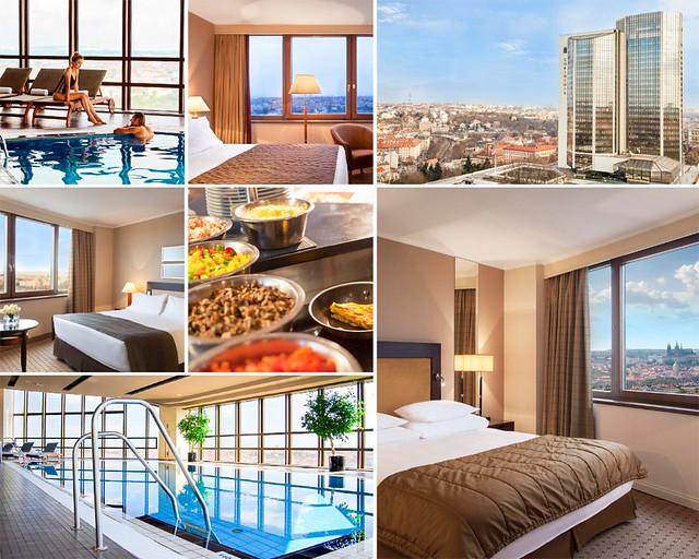Corinthia uno de los mejores hoteles de Praga