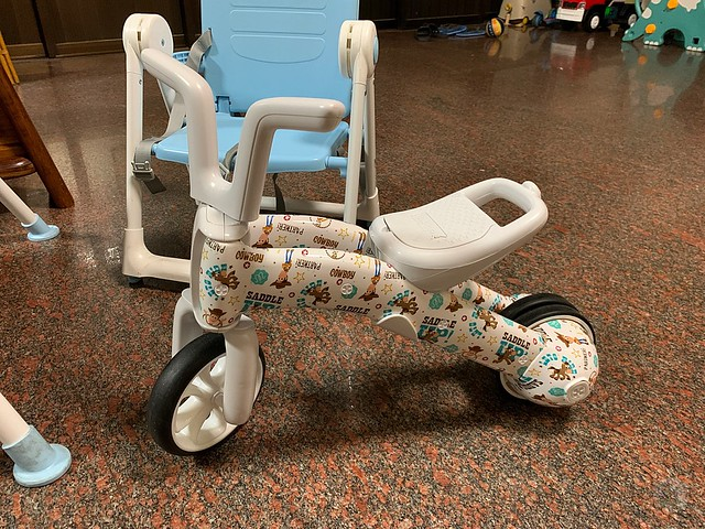 Chillafish寶寶平衡車