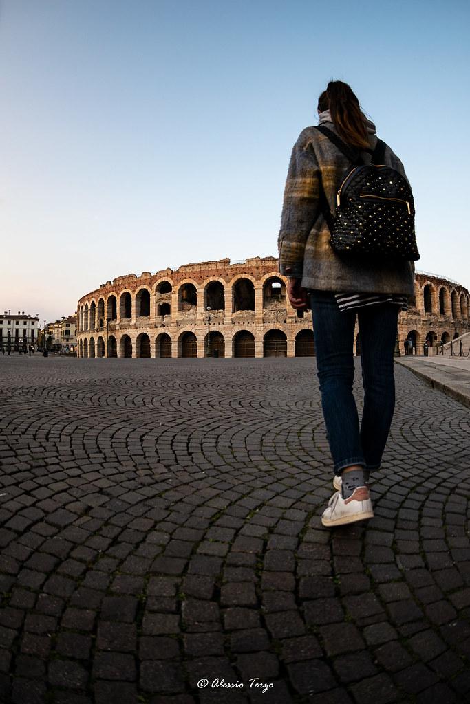 Passo... all'arena