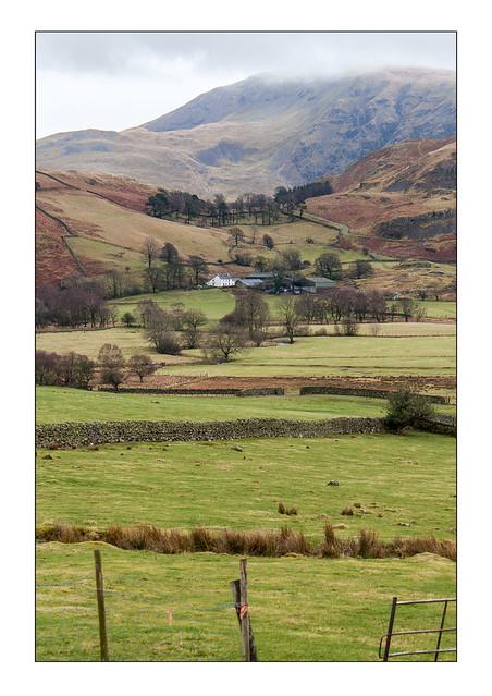 Somewhere in Cumbria