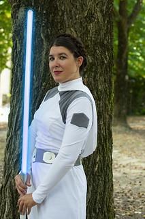 Jedi Leia - Elisa