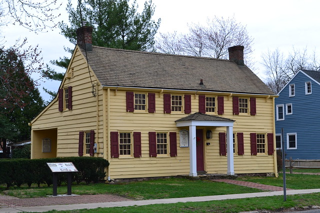 Osborn Cannonball House-Scotch Plains, NJ