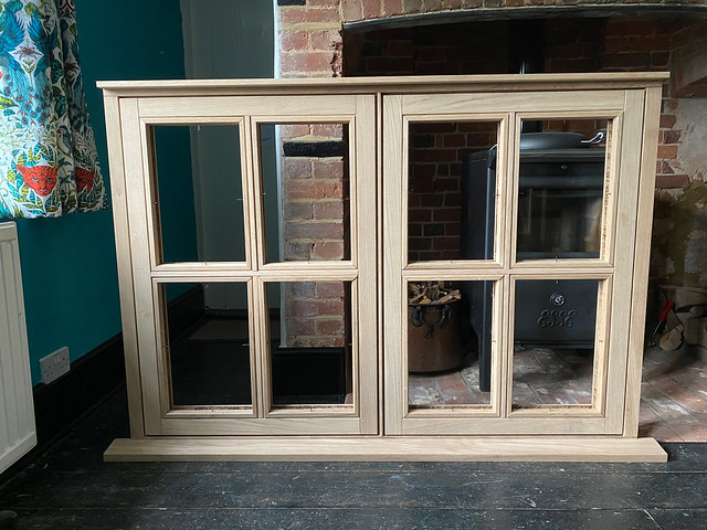 Large window - front