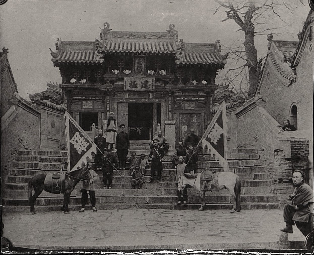 12. Китайская кумирня