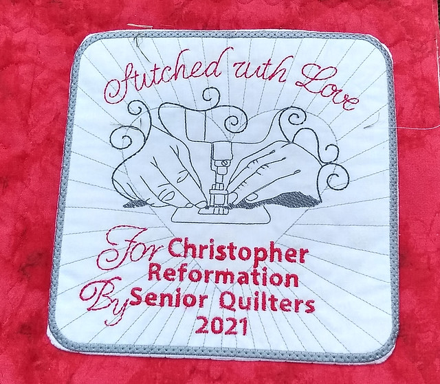 Label for Christopher