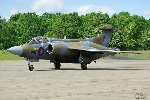 XW544, Blackburn Buccaneer