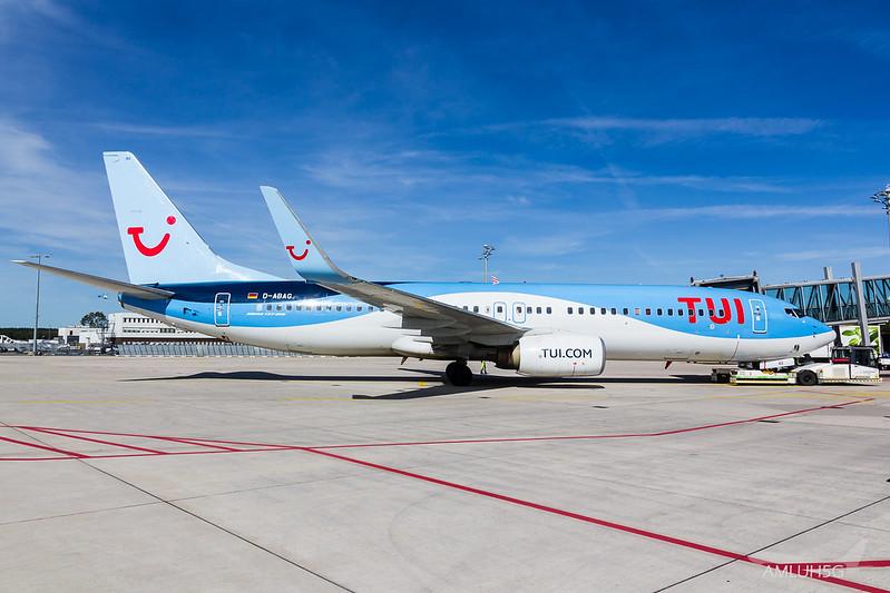 TUI fly - B738 - D-ABAG (6)