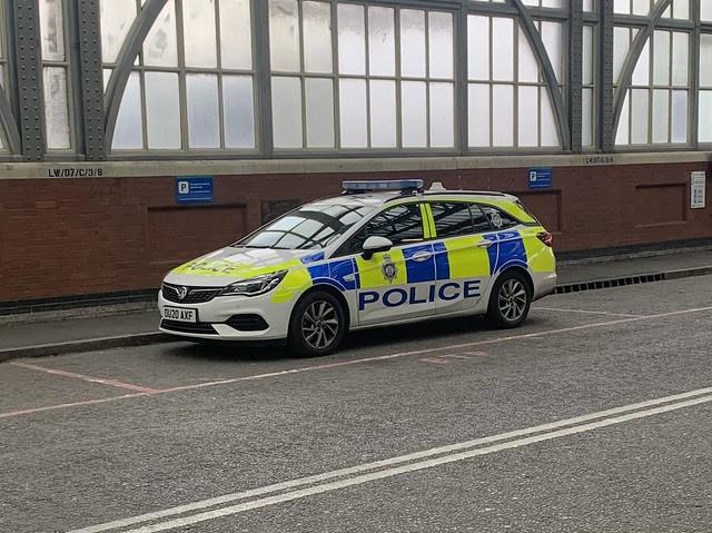 British Transport Police • B333 • OU20AXF
