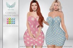 [Ari-Pari] Cerelia Easter Dress