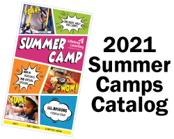 2021 Summer Camp Catalog