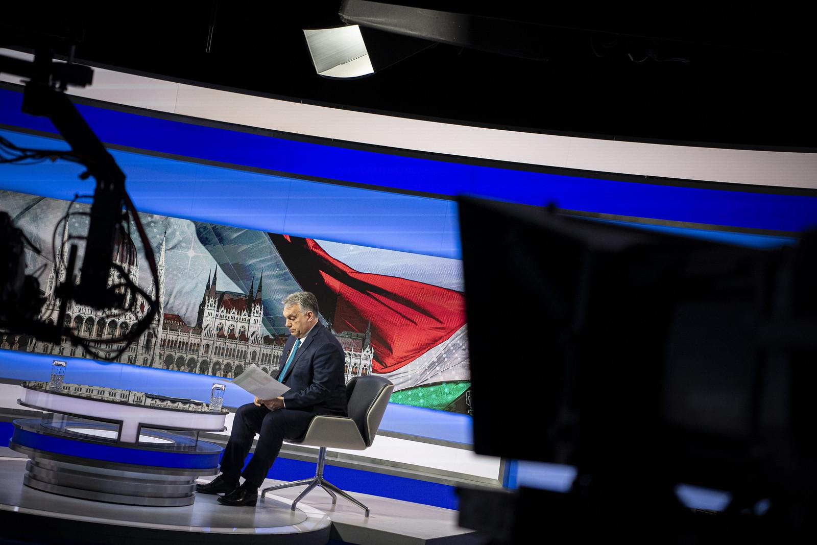 Orbán-interjú: A nyitás csalóka kifejezés