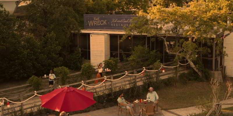 The Wreck restaurant