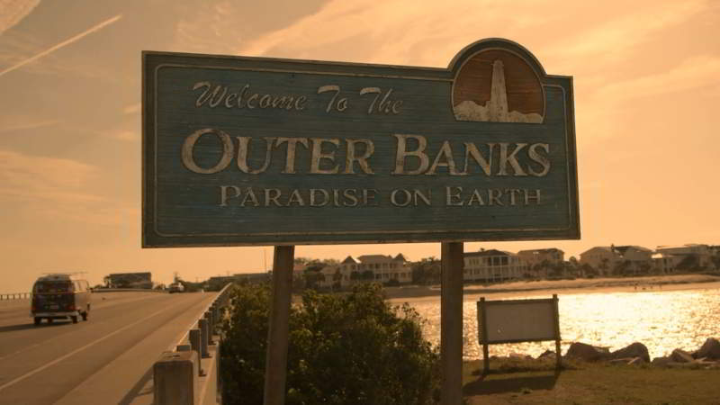 Filming Locations Guide Where Is Outer Banks Filmed The Real Kildare County Island Location