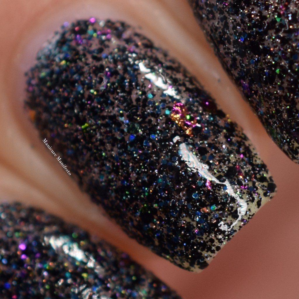 Blue Eyed Girl Lacquer I Could See Them, Too review