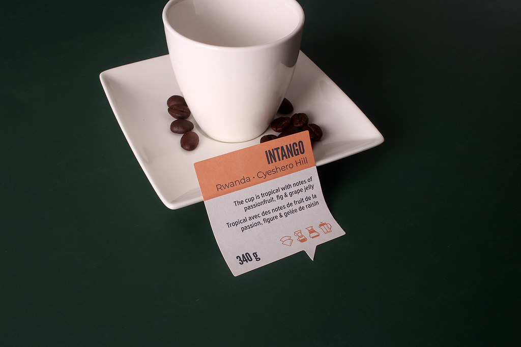 Coffee Stickers and Labels