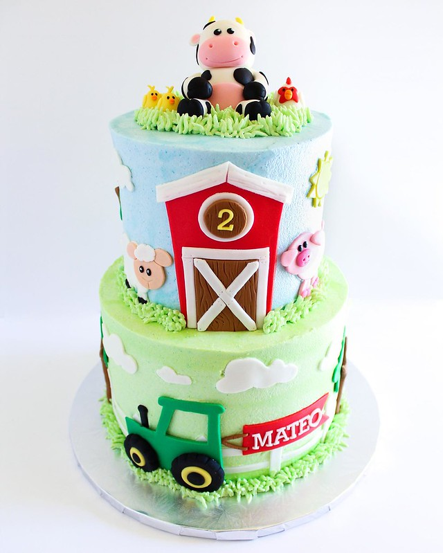 Cake by Cait's Creations Cakery