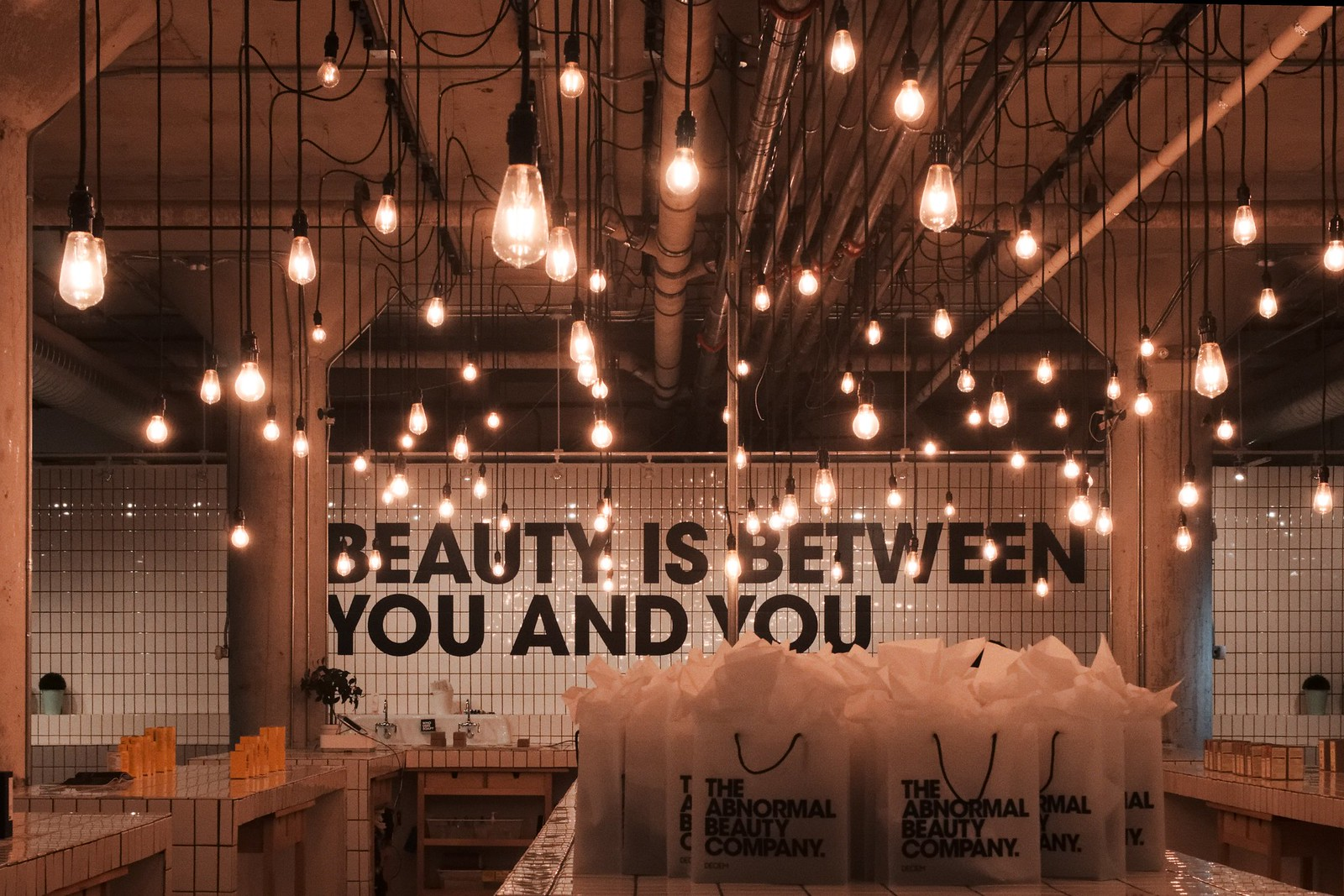 Beauty is between you and you