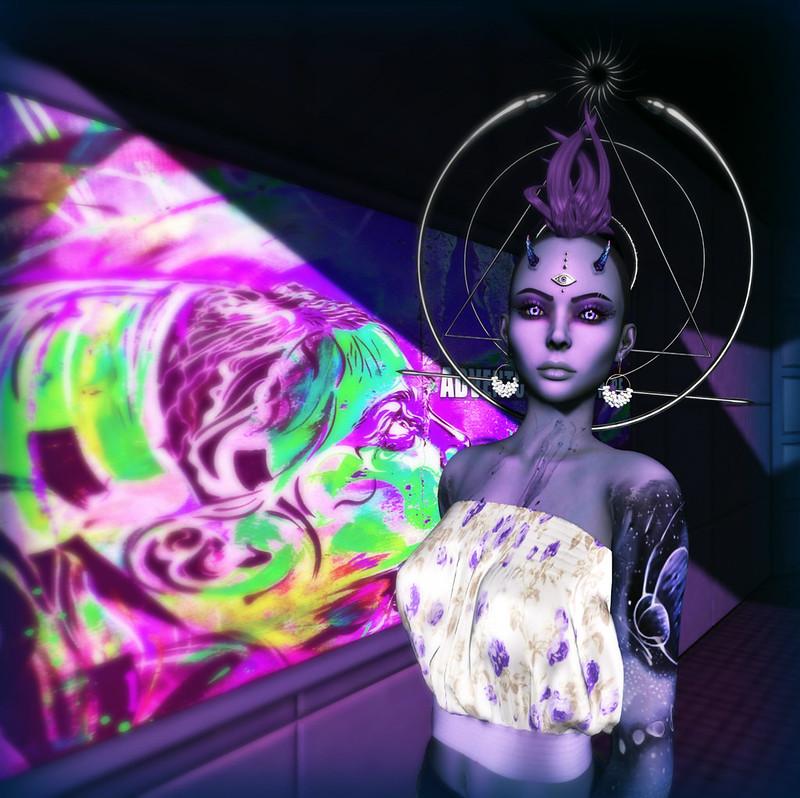Helena Stringer - SL Syndicate - Illuminous Spring