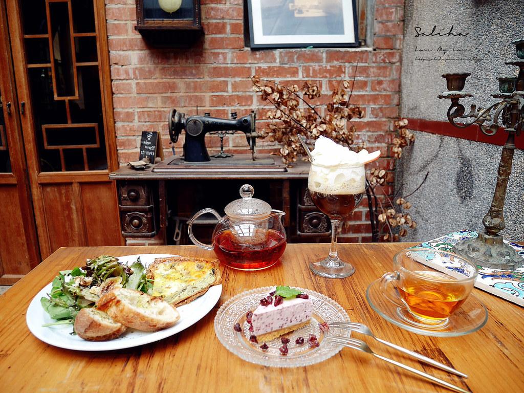 台北迪化街咖啡廳下午茶台北甜點Modern Mode & Modern Mode Café大同區餐廳IG咖啡廳 (1)