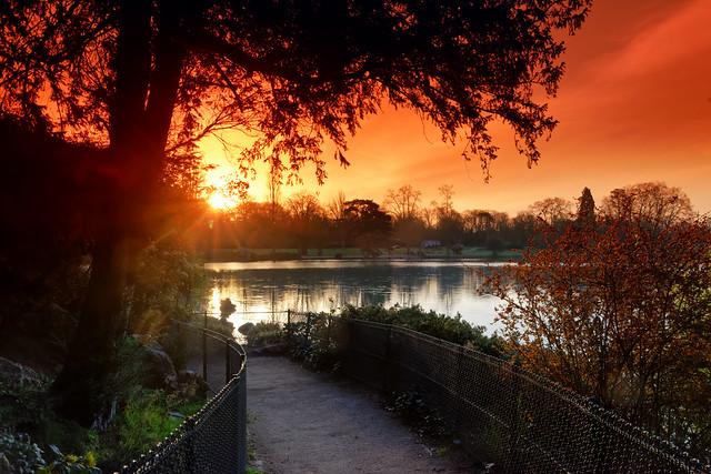 Daumesnil lake