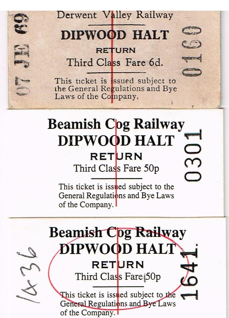 Derwent Valley Beamish tickets