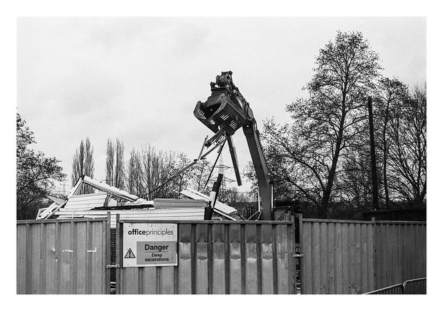 The last days of Beighton Station-13