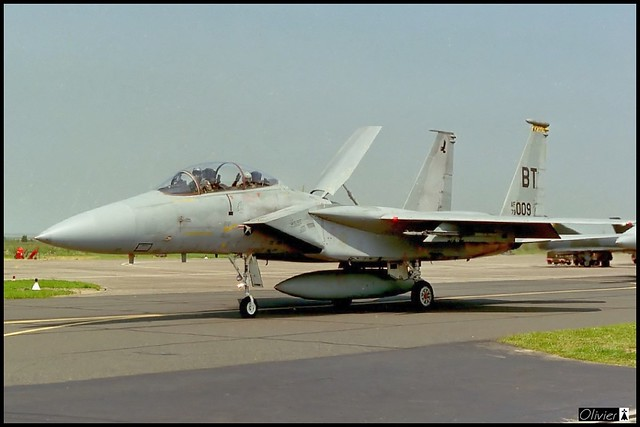 F-15D, 36TFW, USAFE