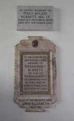 Borretts of Cransford Hall