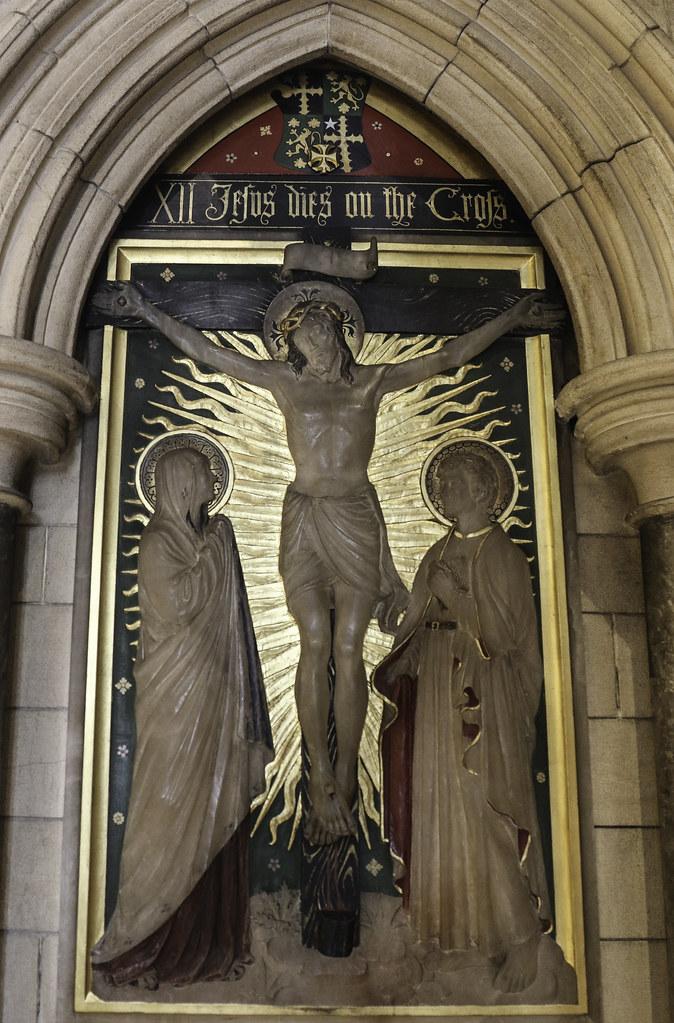 12th Station - Jesus Dies on the Cross